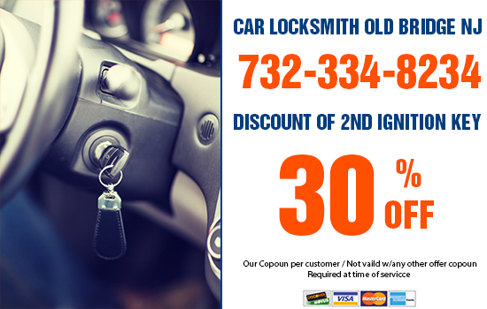 Car Locksmith Old Bridge NJ Coupon
